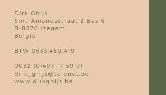 Naamkaartje Dirk Ghijs