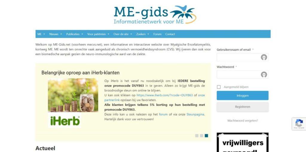 ME-gids.net